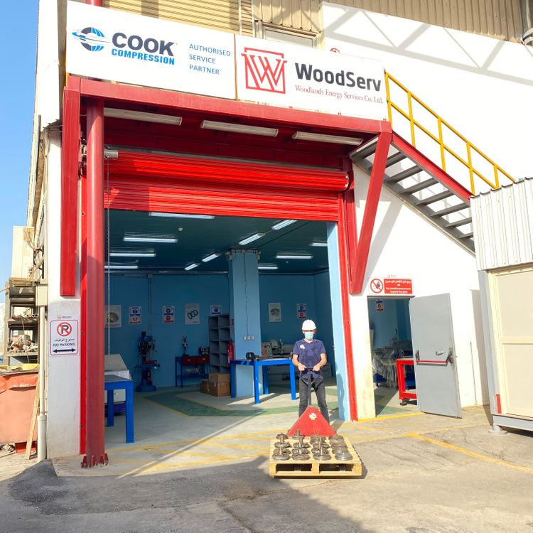 Woodserv opens repair facility in Saudi Arabia